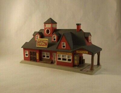 Gare Station Centrale - Lewis Galoob Toys 1989 • 1€
