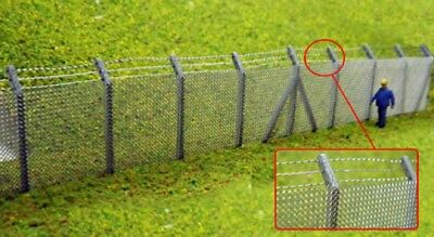 Ancorton Models 95722 Security Fencing Kit With Barbed Wire 00 Gauge Model Rail  • 17.71€