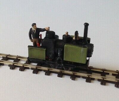 009 4mm Scale 0-4-0 Another Byers Geared Loco  • 39.38€