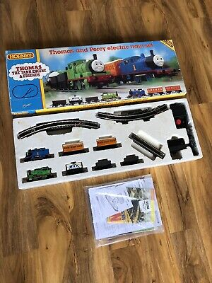 Hornby Thomas And Percy Electric Train Set Thomas & Friends • 221.32€
