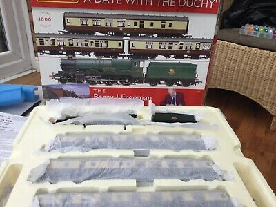 HORNBY R.2986  A DATE WITH THE DUCHY DCC DIGITAL FITTED By Barry J Freeman  • 220.59€