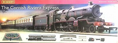 Hornby R11O2 Train Set 'The Cornish Riviera Express' - Excellent Condition. • 144.09€