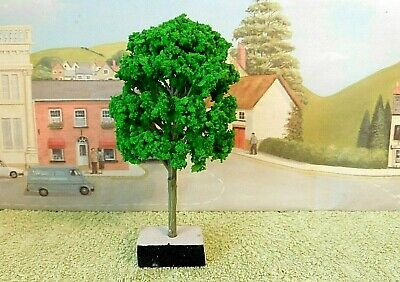 PACK Of  6  MODEL TREES ( Light Green ) For  Railway /Scenery 1/43 - O ( New ) • 10.14€