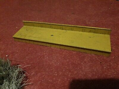 Hornby Dublo  Diecast Station Platform Extension Rare With Wall • 22.45€