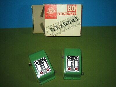 N Ho Oo Gauge Fleischmann 6920 Two Point Switches Boxed Unused #4 • 16.62€
