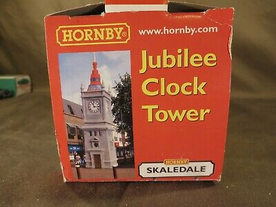 Hornby Fertighaus R8756 Clock Tower In OVP, Ladenneu, Selten • 1€