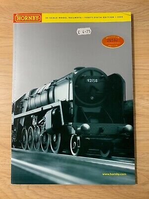 Hornby Catalogue 46th Edition 2000 • 6.80€