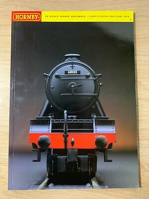 Hornby Catalogue 45th Edition 1999 • 6.80€