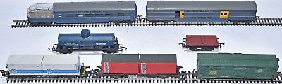 (720) 7 Pieces Of Oo Ho Rolling Stock (used) • 38.05€