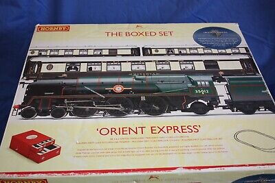 Hornby Boxed Set Orient Express Item Number R1038 • 307.23€