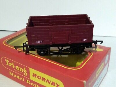 Triang Hornby R112 Goods Truck With Drop Doors. (excellent) • 3.63€