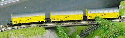 3 X Bananen Wagons     By MARKLIN   Z Gauge  (F) • 15.04€