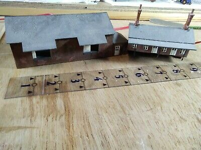 Buildings Goods Shed And Station N Gauge  • 2.28€