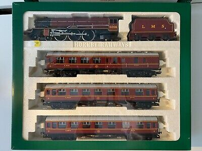 Hornby R2033 The Royal Scot Train Pack Lms Princess Loco  • 109.91€