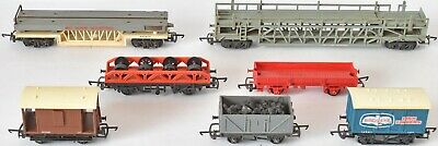 (644) 7 X Triang Rolling Stock Wagons. Pre-owned • 30.62€