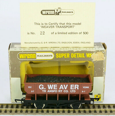 Wrenn W5502 Limited Edition With Certificate Weaver Transport York • 55.59€