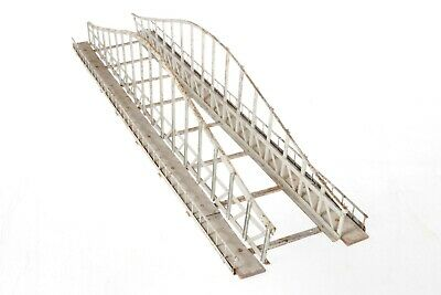 AC1250 : Vintage Gauge1 Poutre Pont Centre Section Avec Côté Walkways • 229.96€