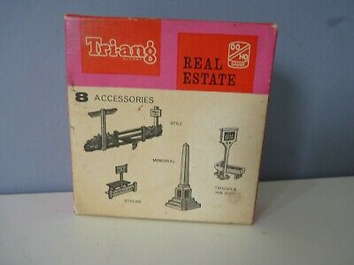 Triang Railways. Very Rare Real Estate Box . Box Only.  • 11.02€