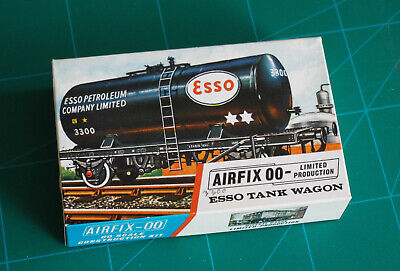 Airfix Esso Tank Wagon Type 3c Box ONLY • 2.26€