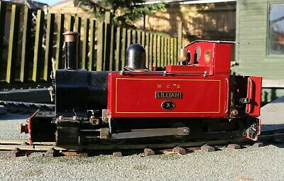 16mm Scale Roundhouse Engineering Lady Anne Live Steam Garden Railway Sm32 • 803.51€