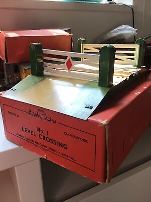 O Gauge Level Crossing Boxed • 16.19€