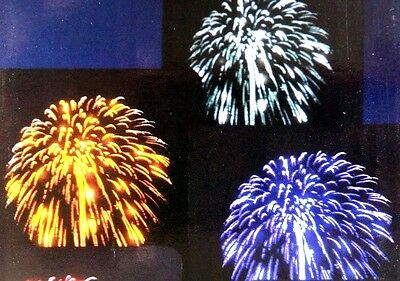 Lemax Lighted Fireworks Battery Operated Choice Of Colours Model Railways Scenes • 19.72€