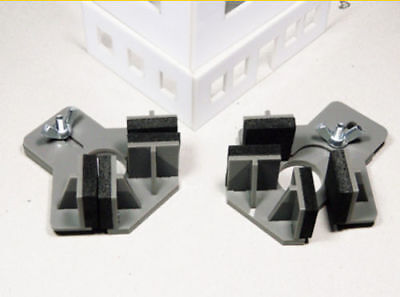 Hold & Glue Right Angle Holders (2pcs) - Proses PR-SS-03  • 18.52€
