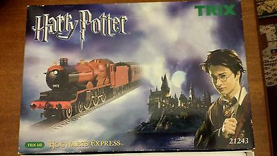 Trix 21243 H0 1:87 Hogwarts Express Harry Potter Introvabile Da Collezione  RARA • 420€