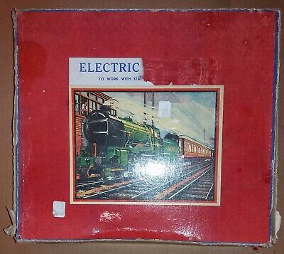 Vintage Mettoy O Gauge Electric Express Train Set - Boxed - Free Postage • 89.99€