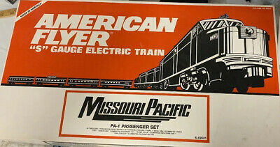 American Flyer 6-49601 Missouri Pacific S Jauge Ensemble Train Neuf En Boîte • 467.31€