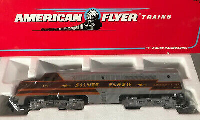 American Flyer / Lionel Argent Flash Alco PH-1 Non-Powered A-Unit #6-48129 • 134.15€