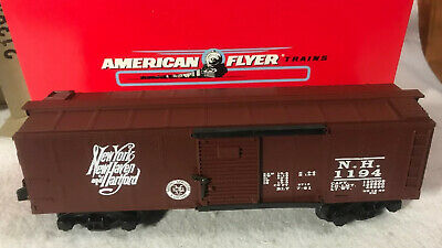 American Flyer ~1994 Nasg Commémorative Voiture~ Ny, Neuf Haven & Hartford # • 34.06€