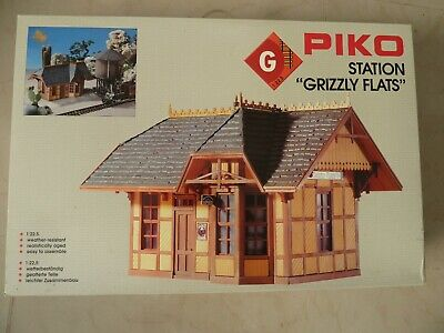 PIKO G 1/22,5 Gare GRIZZLY FLATS  62209 • 168€