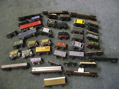 Job Lot Of Triang/Hornby Goods Wagons Oo Gauge • 34.63€