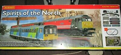 Hornby R1022 Spirits Of The North Train Set • 161.99€