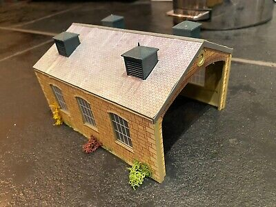 Hornby Style Buildings (8 Items) • 8.71€