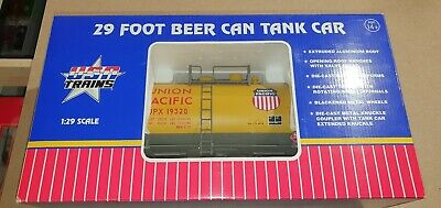 Usa Trains Beer Can Tank Car • 99€