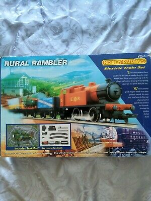 Hornby Rural Rambler Electric Train Set - R903 Excellent Condition Hardly Used  • 28.90€