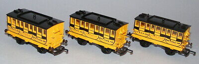 Triang Railways Oo R621 Stephensons Rocket Coaches Despatch + Experience + Times • 111.86€