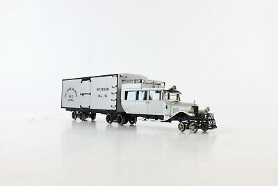 Precision Scale Co. 16883-2 On3 RGS Goose Pierce Arrow Body, Freight, 3-Truck #4 • 508.44€