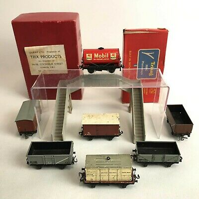 Hornby Dublo Train Accessory Bundle Freight Track Junction Carriages 182264 • 11.68€