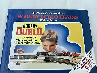 Hornby Dublo Trains 1938-1964 By Michael Foster • 22.24€