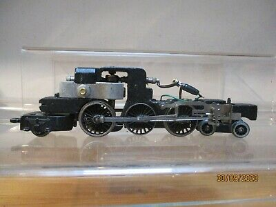 Hornby Dublo 2 Rail Gresley A4 Motorised Loco Chassis ( Working Order ) • 31.71€