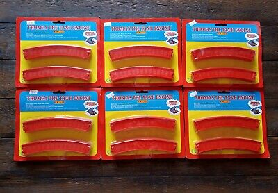 Thomas The Tank Engine 7x Hornby R307 Red 6  Curved Track Ex Shop Stock NEW   • 92.48€