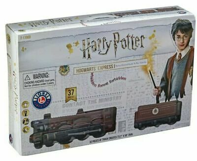 Lionel Hornby Harry Potter Hogwarts Express Train , 37 Pieces NEW XMAS GIFT • 95.63€