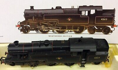 Hornby R3021 Stanier 4P 42613 With Working Lights And Firebox Flicker. BARGAIN • 11.25€