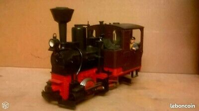 LOCOMOTIVE LGB 1986  (made In GERMANY) • 220€