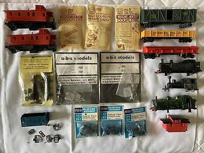 Collection Of OO Gauge Kits And Part Made Locos Peco And Abs Models • 23.72€