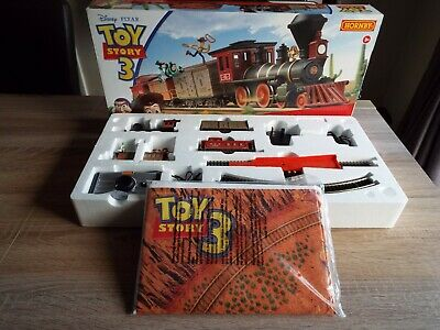 Hornby Toy Story 3 Electric Train Set Complete & Boxed  • 33.99€