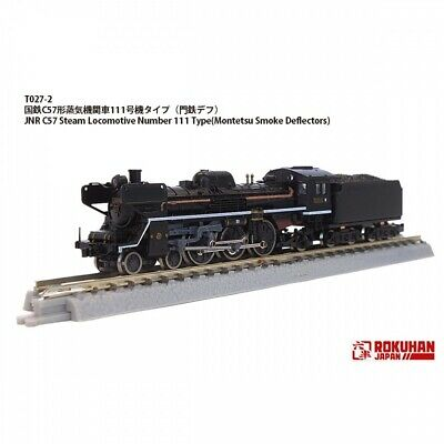 Rokuhan Junior C57 Vapeur Locomotive N0. 111 Type Kadotetsu Differentel • 265.69€